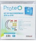 Kit de raccordement pour centrale Protéo 2 ou Koméo COMAP