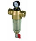"""Filtre auto-nettoyant manuel anti-sédiments Stream 90/40 µ D. 1''+ adapt 3/4\\"""" COMAP"""