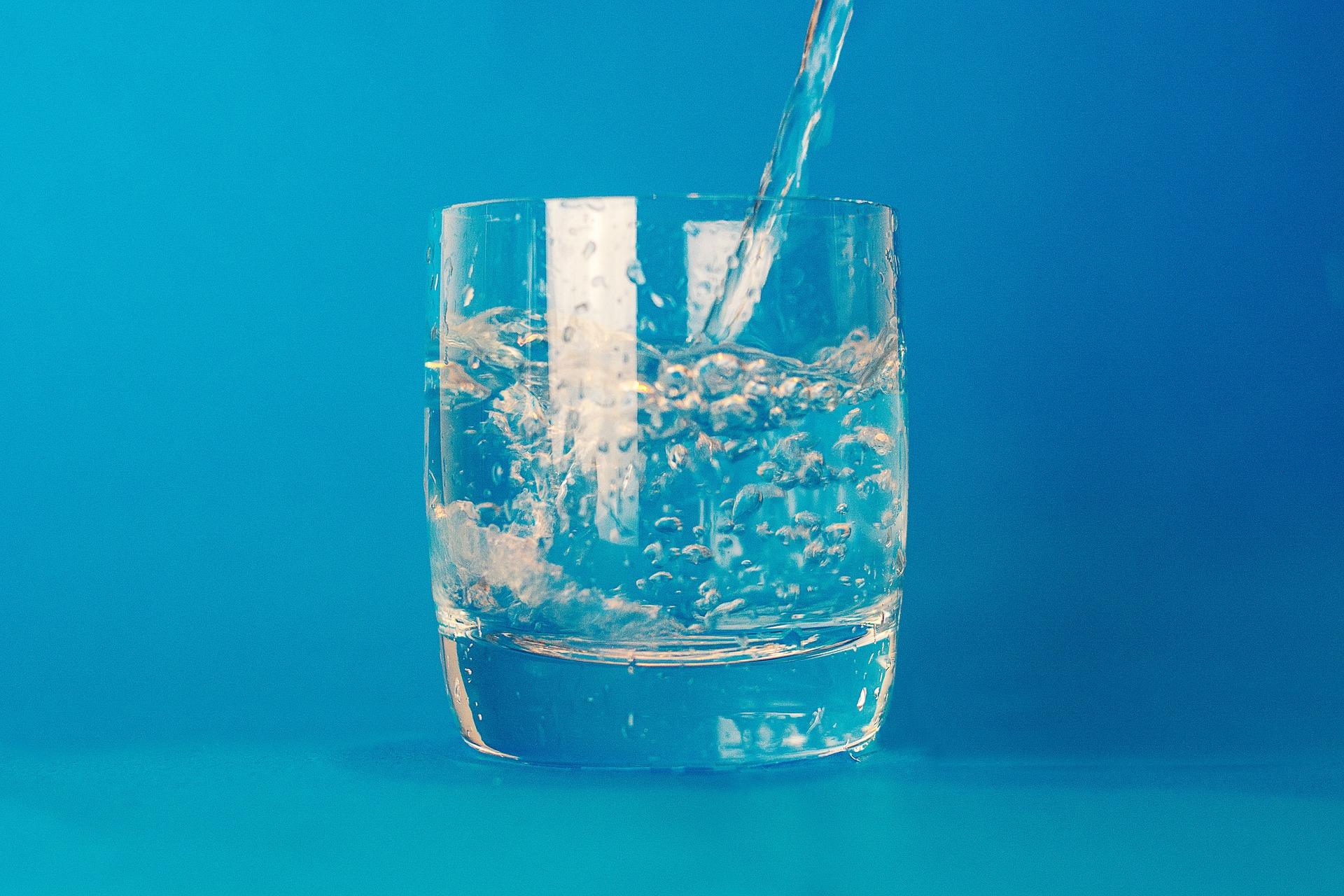 Une eau purifiée